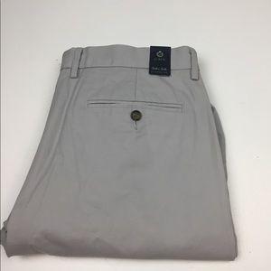 New Men's J. Crew 34x34 Gray Classic fit Pants